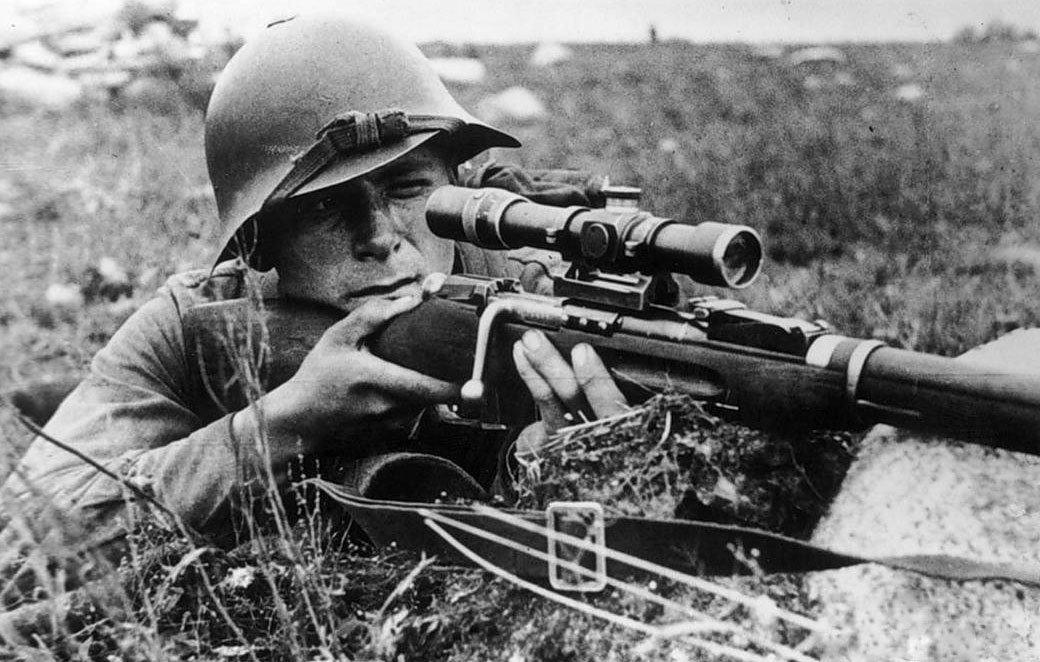 Сім легендарних снайперів у історії