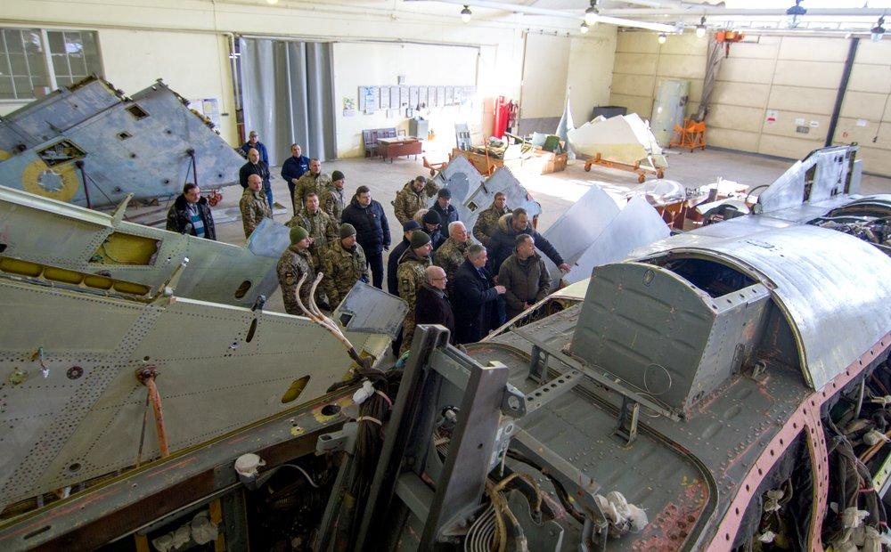 У Львові обговорили перспективи модернізації і оновлення парку літаків тактичної авіації ЗС України