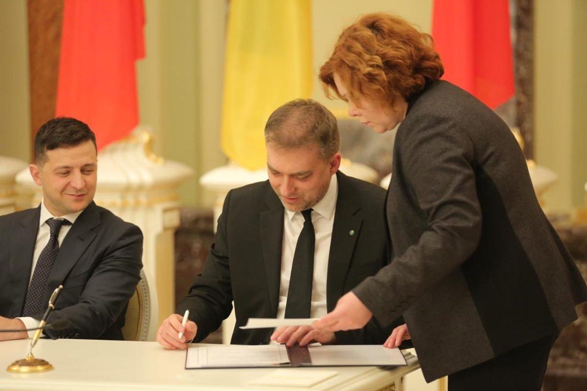 Міністр оборони України і Міністр фінансів та казначейства Турецької Республіки підписали Угоду про співробітництво у сфері оборони