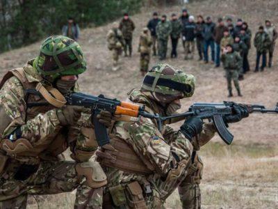 Які міжнародні військові навчання заплановані в 2020 році