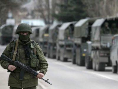 27 лютого 2014 року — початок відкритої фази окупації Криму