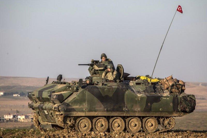 Турецька армія розпочала воєнну операцію в Ідлібі