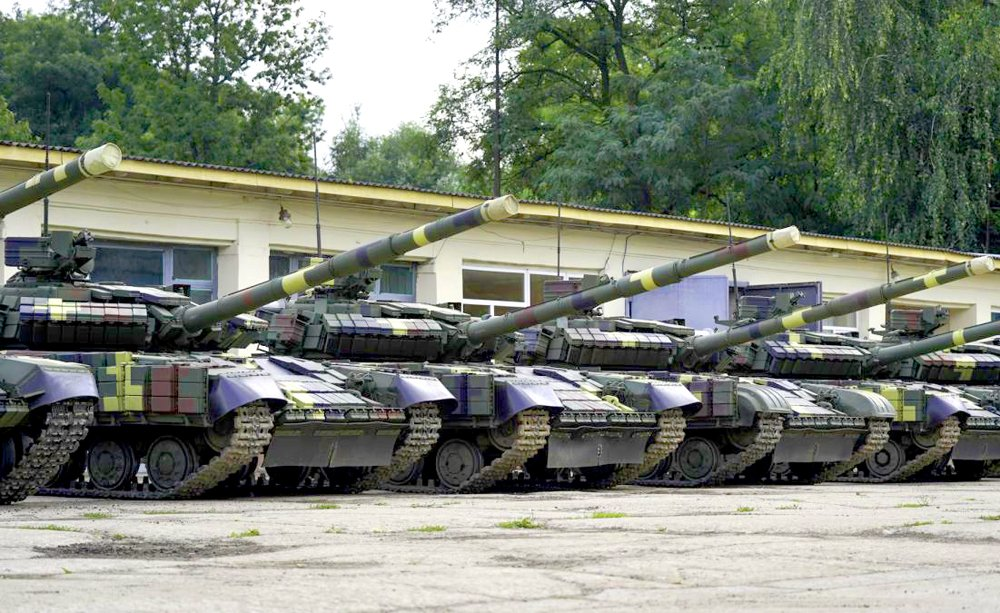 «Львівський бронетанковий завод» модернізував понад пів сотні танків Т-64