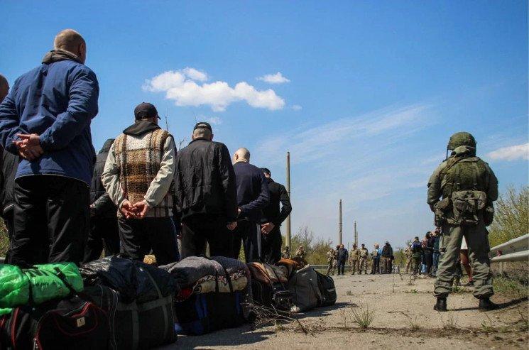 У Донецьку відмовилися від обміну полоненими за формулою «всіх на всіх»