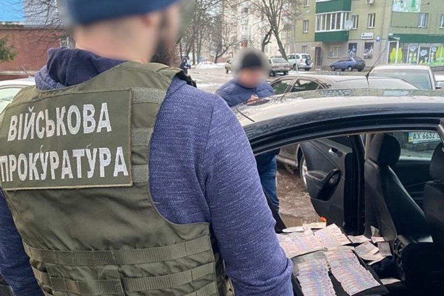 Прокуратура затримала начальника відділу казенного заводу «Імпульс»