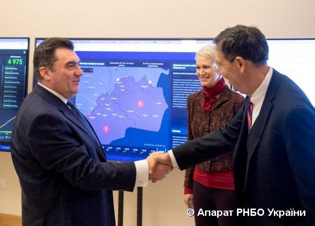 Євроінтеграція: США й надалі підтримуватиме Україну