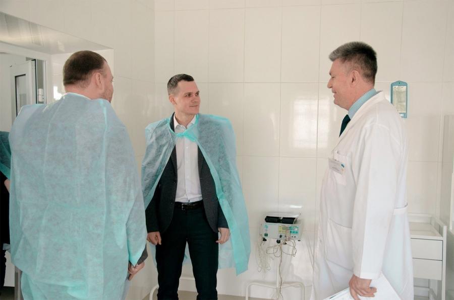 У Харкові створять реабілітаційний центр для ветеранів війни