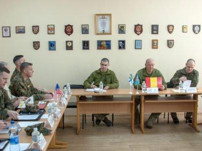 Американські інструктори проведуть тренування з українськими морпіхами