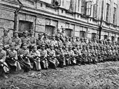 Як створювали регулярні Збройні сили УНР