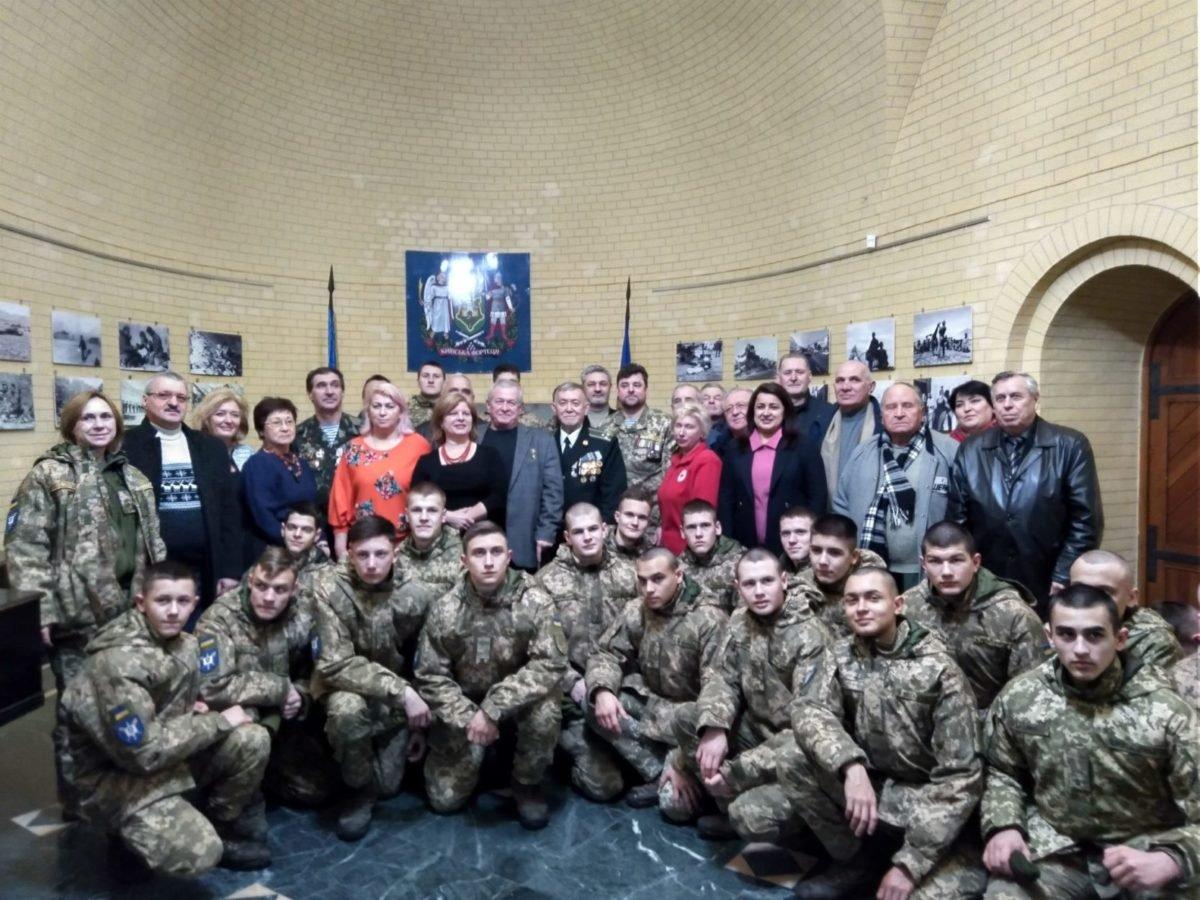 У столиці відкрилася фотовиставка «Афганський спомин»