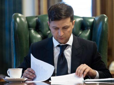 Зеленський підписав указ вакцинувати більшість населення до кінця року