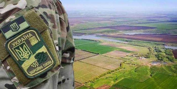 Майже 1 мільйон гектарів землі отримали учасники бойових дій на Херсонщині