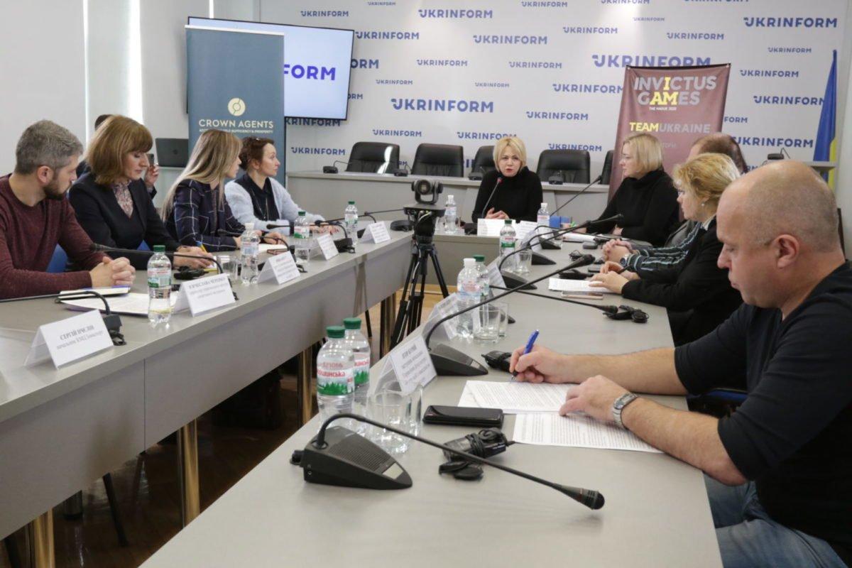 Оксана Коляда: «Наша стратегічна ціль — зробити спорт доступним для кожного ветерана»
