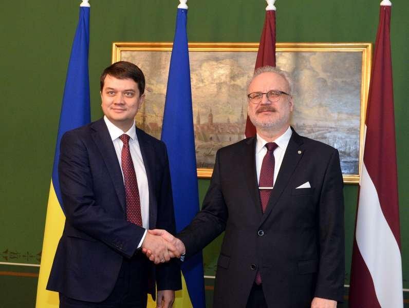 Поглибити співпрацю України та Латвії допоможе якісна комунікація урядовців