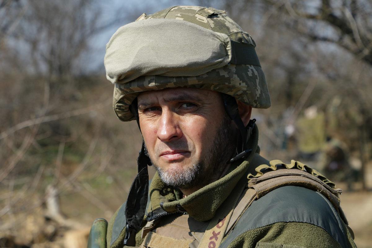 У районі Троїцького ворог провів ротацію та відкрив вогонь по українських позиціях