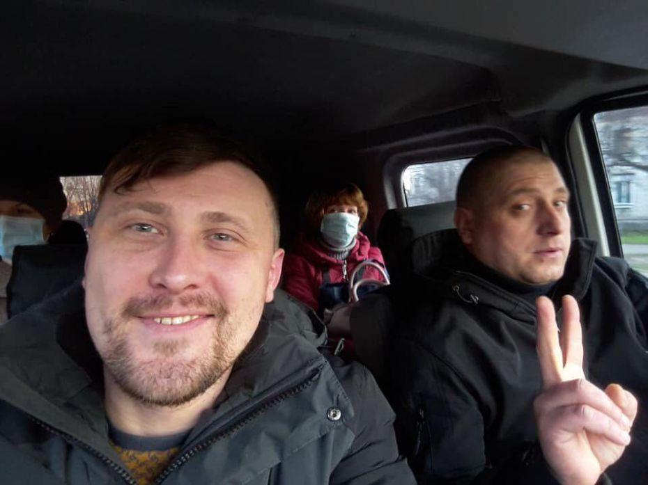 У Черкасах ветерани російсько-української війни ініціювали волонтерський рух «Допоможи лікарю»