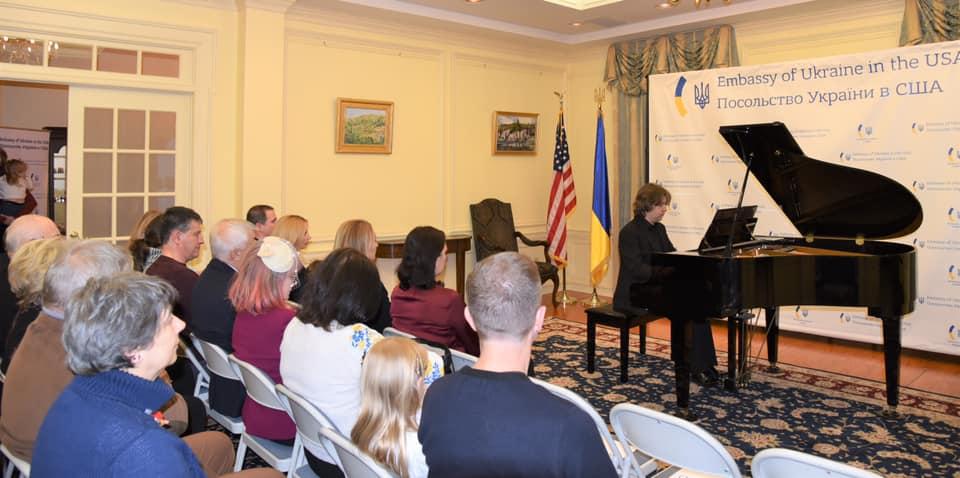 У США відбувся благодійний концерт на підтримку українських воїнів