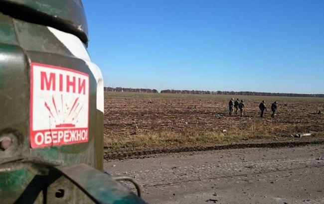 Під час виконання бойових завдань український військовослужбовець зазнав травми внаслідок підриву
