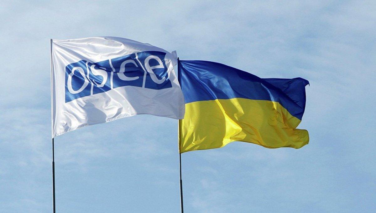 Місія ОБСЄ в Україні продовжила мандат на наступний рік