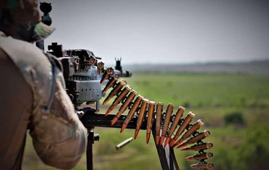 Штаб ООС: обстріл поблизу Шумів, двоє військових поранені