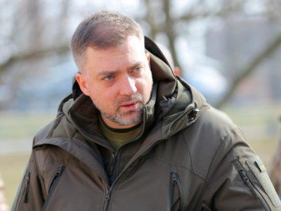 Андрій Загороднюк: «До кінця року Міністерство оборони України збудує дві військові бази — в Маріуполі і Сєвєродонецьку»