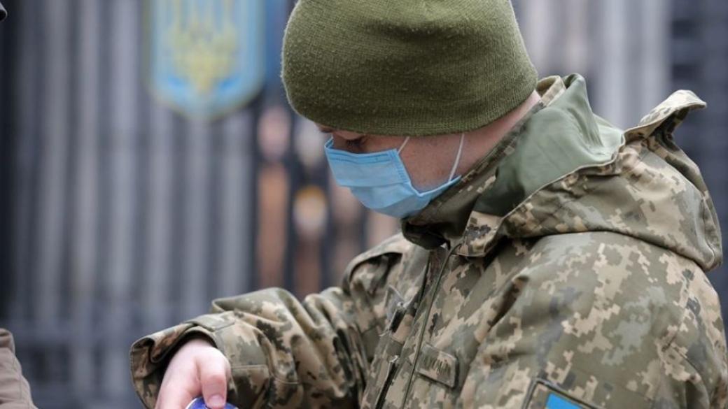 Порядок дій військової частини (підрозділу) у випадку виявлення хворих на коронавірус