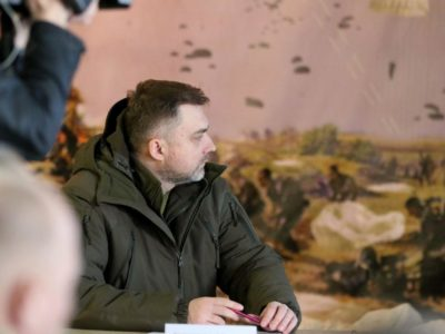 Міністр оборони України відвідав місце дислокації 95-ї окремої десантно-штурмової бригади Збройних Сил України