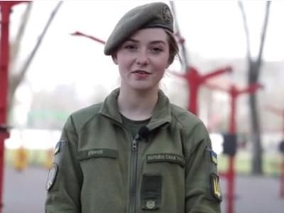 У Військовій академії започаткували флешмоб «Будь прикладом!»