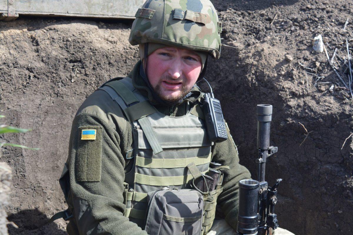Старший лейтенант Іван Южда: «Від айтішника до офіцера»