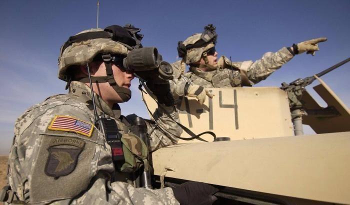 Базу з військовими НАТО в Іраку обстріляли втретє за тиждень