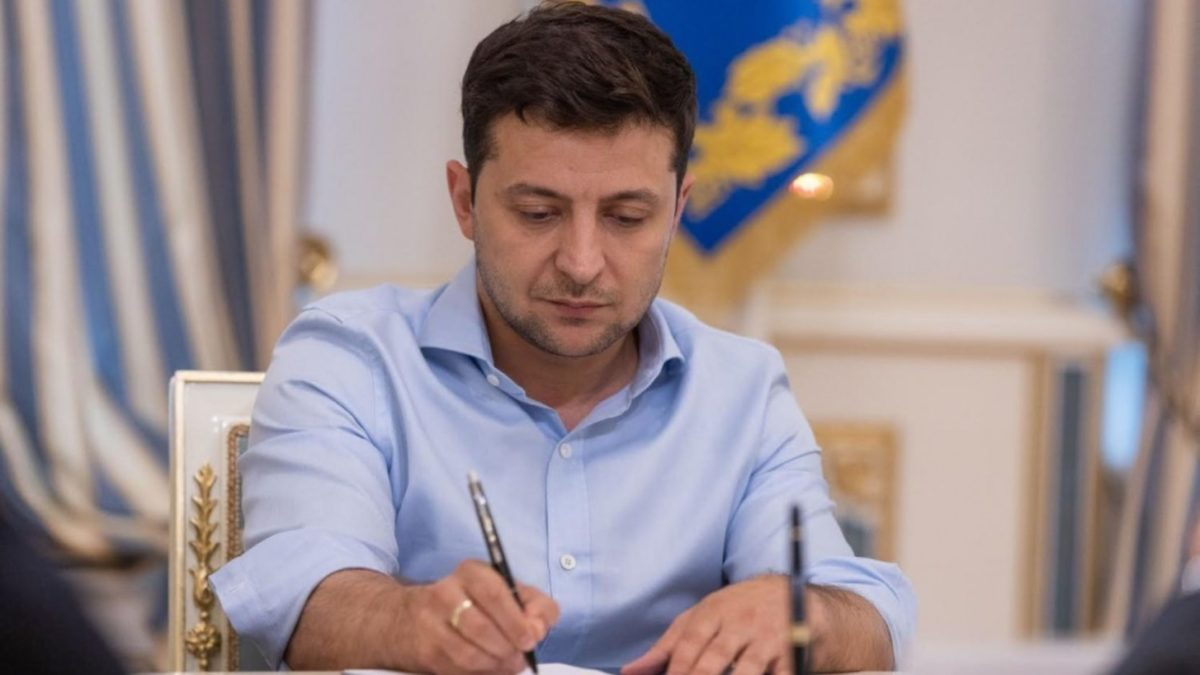 Президент підписав закон про коронавірус