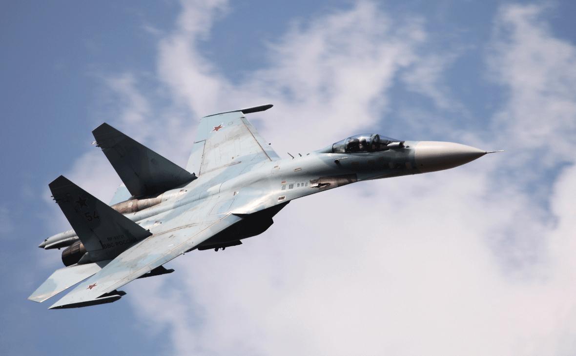У Криму розбився російський винищувач