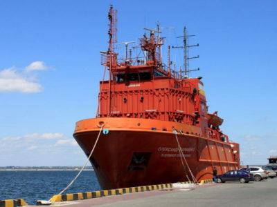 «Олександр Охрименко» вперше вийшов у море як військове судно