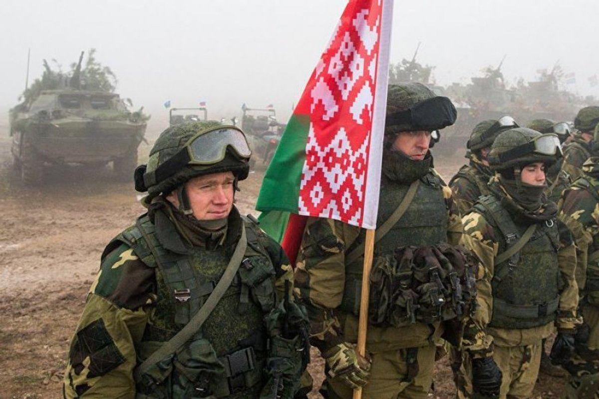«Зелений партизан», або До якої миротворчої діяльності британці готують білорусів?