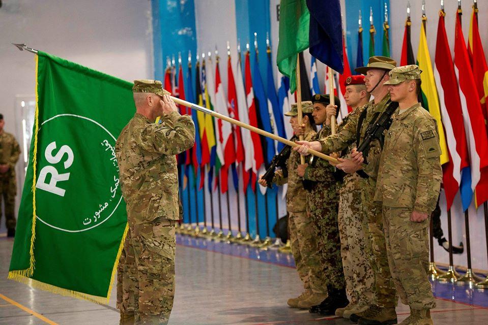 В Афганістані ми й надалі залишатимемось