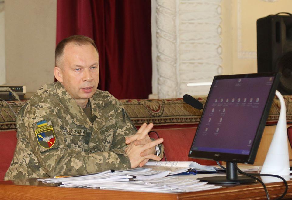 2020 рік стане роком системного переходу Сухопутних Військ на управлінські стандарти НАТО –  генерал-лейтенант Олександр Сирський