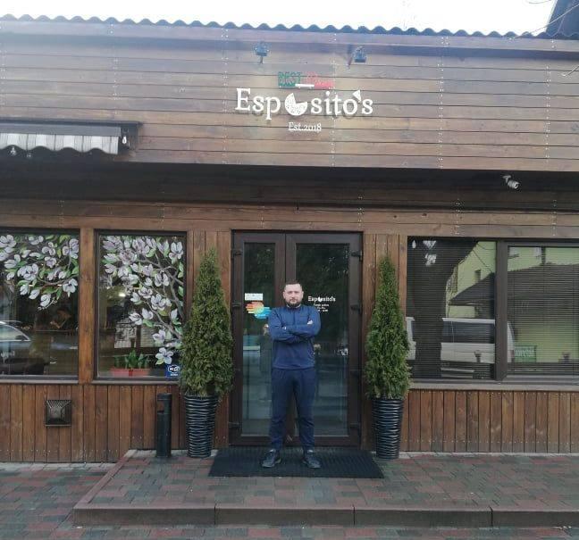 Як ветеран АТО відкрив піцерію у Славську на Львівщині