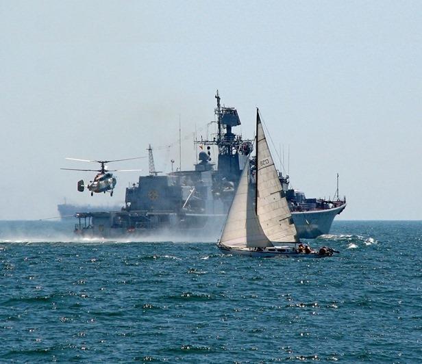 «Гетьман Сагайдачний»: протистояння з сомалійськими та російськими піратами