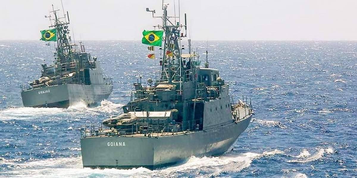 Бразилія проти СОVID-19 залучає військовий флот