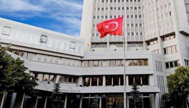 Туреччина зробила заяву до шостої річниці незаконної анексії Криму