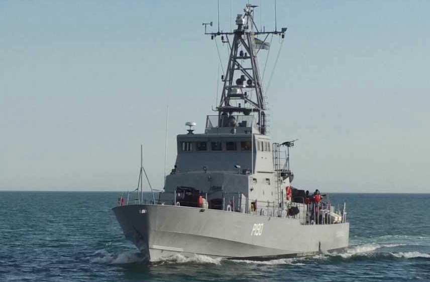 Українські «Айленди» пройшли випробування морем