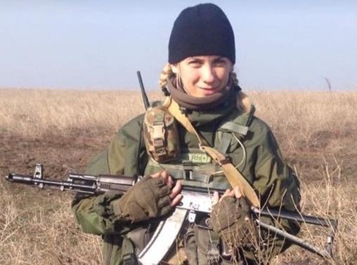 «Анаконда» – одна з перших жінок-добровольців на війні
