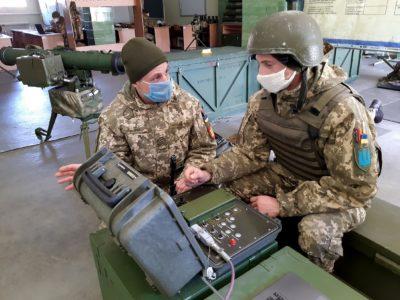 На Львівщині готуватимуть фахівців-протитанкістів за сімома спеціальностями