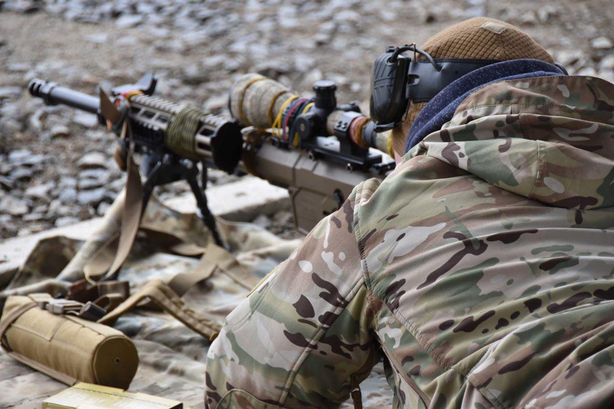 Снайпери ССО: «…Тренування – як кисень, життєва необхідність»