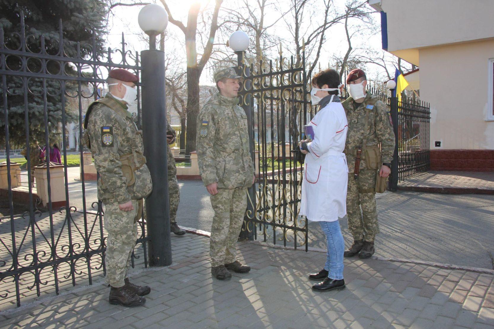 Як одеські курсанти навчаються в умовах карантину