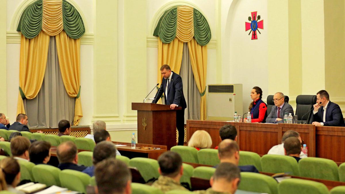 «У 2020 році планується розгортання як мінімум трьох польових таборів — модульних містечок» — Міністр оборони України