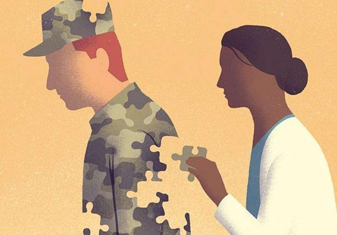 Незвичайна терапія для військових