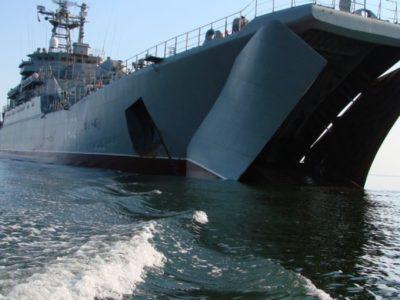 Український морський опір російській окупації Криму