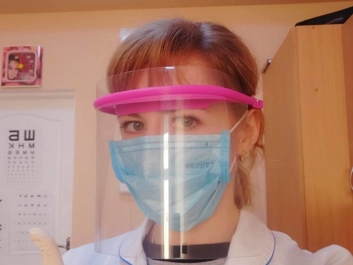Захисні маски для військових медиків виготовлять на… 3D-принтерах