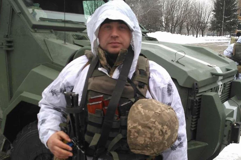 Десантник з блокпоста «Рибхоз»